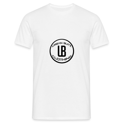 urbanblitzclothinglogo png - Men's T-Shirt