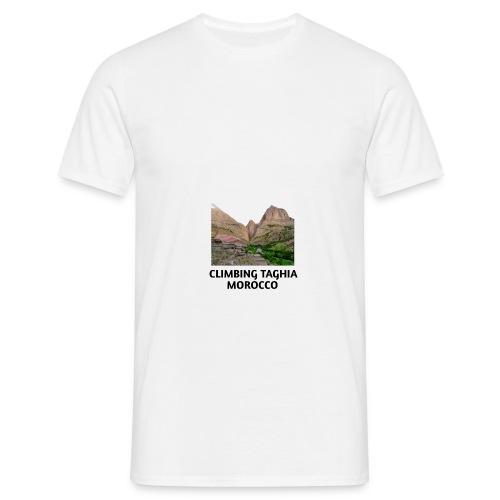 Climbing taghia - T-shirt Homme