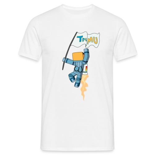 TrueMU Flag - Men's T-Shirt