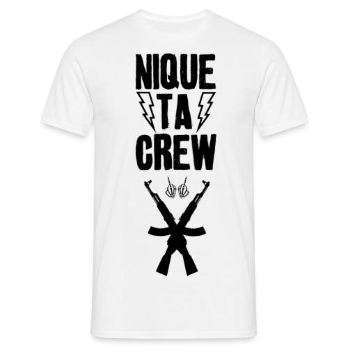 niquetacrew neu png - Männer T-Shirt