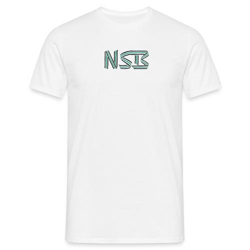 NSB - T-skjorte for menn