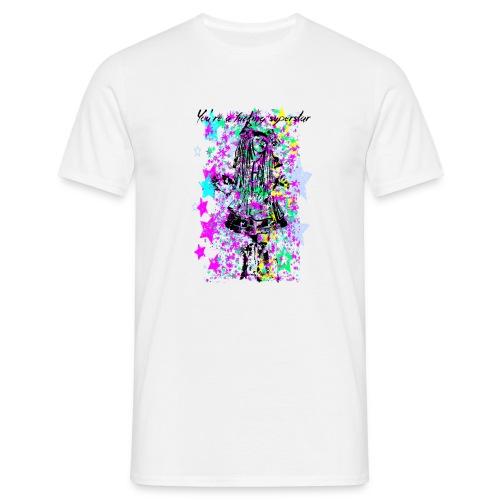 SUPERSTAR unisex - Camiseta hombre