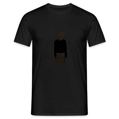 LT silhouette print - Men's T-Shirt
