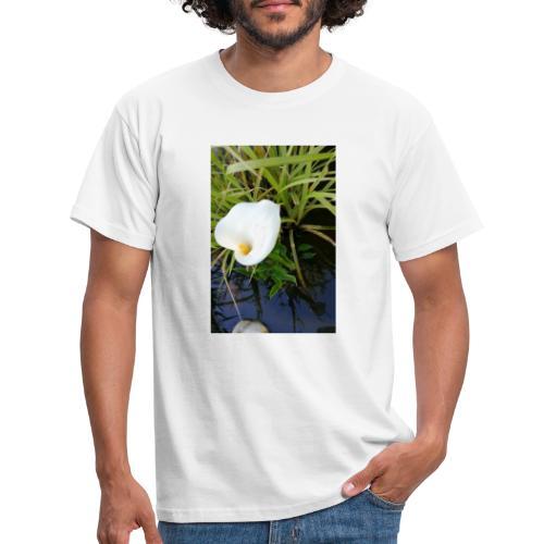 Wasserblume CALA - Männer T-Shirt