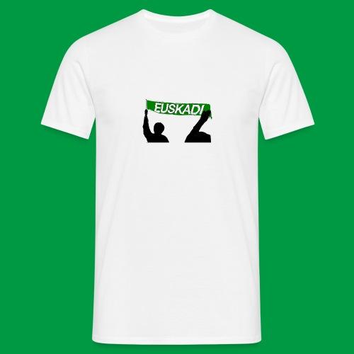 Euskadi Scarf - Men's T-Shirt