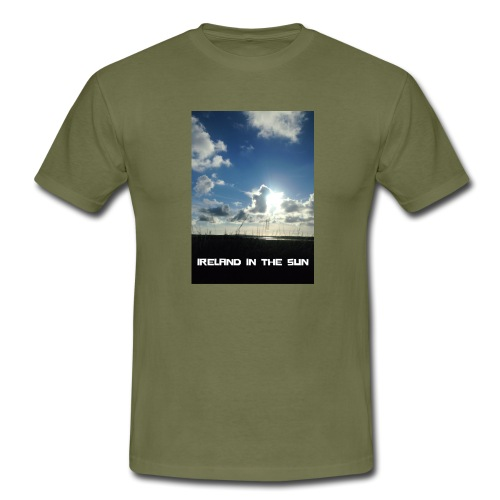 IRELAND IN THE SUN 2 - Men's T-Shirt