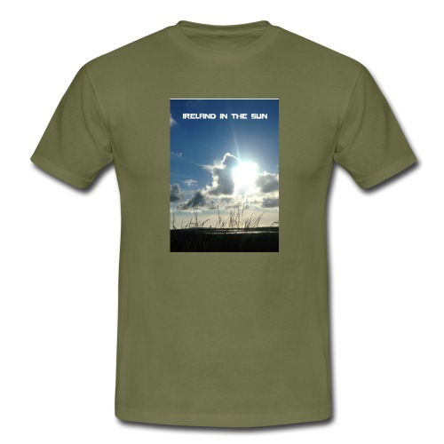 IRELAND IN THE SUN - Men's T-Shirt