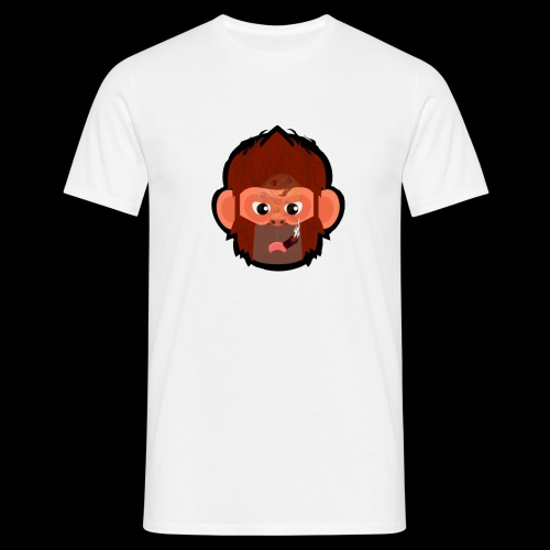PoGo Mask t-shirt - Herre-T-shirt