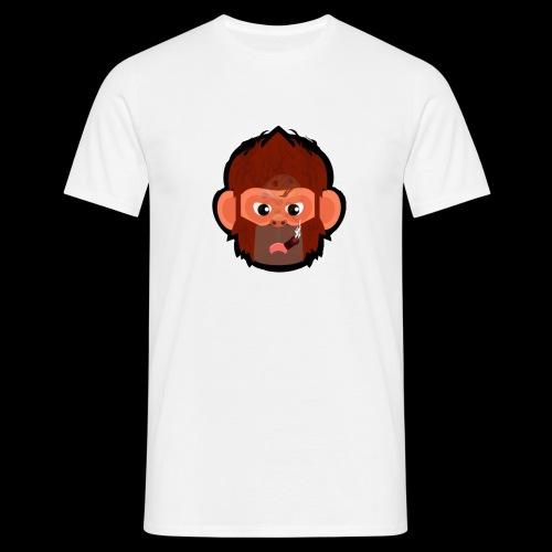 PoGo Mask t-shirt - Herre-T-shirt