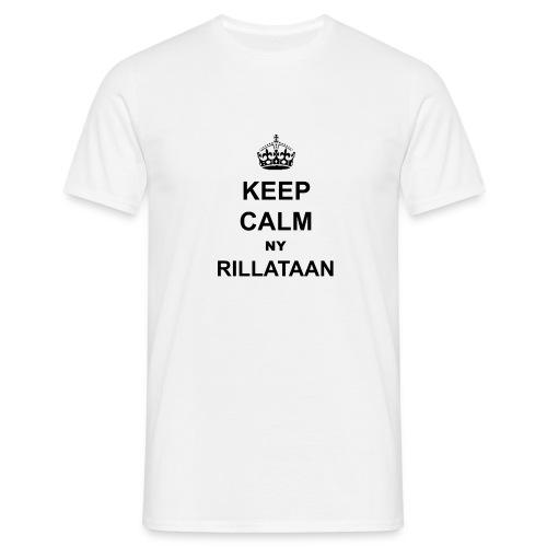 keep calm copy - Miesten t-paita