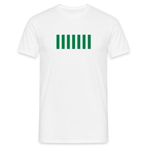 fundaalmohadabarras - Camiseta hombre