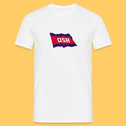 deine DSR Flagge - Männer T-Shirt