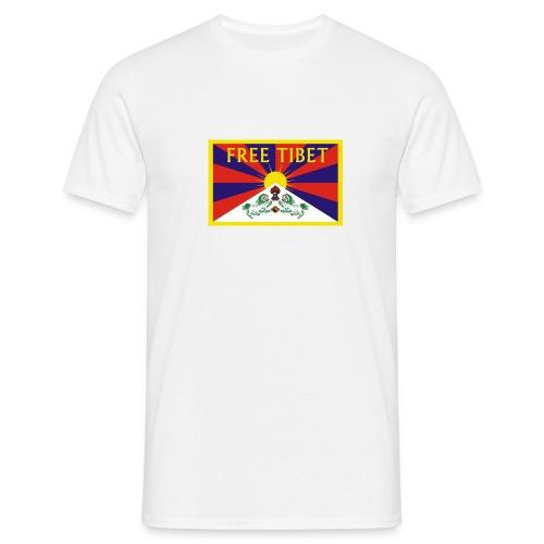 freetibet1 - Männer T-Shirt