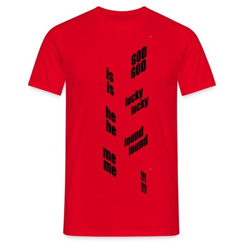 G.I.L.H.F.M. - Mannen T-shirt