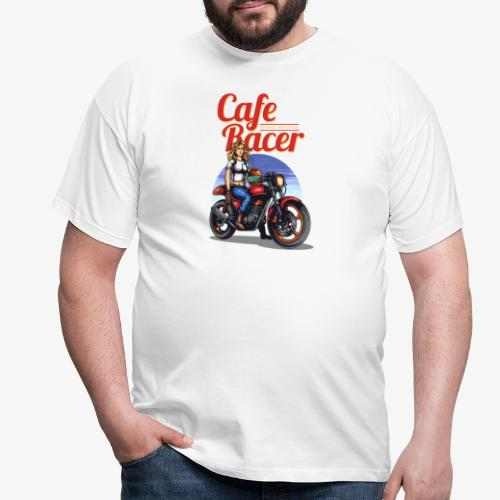 Cafe Racer - T-shirt Homme
