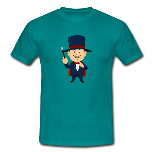 magician6 png - Mannen T-shirt