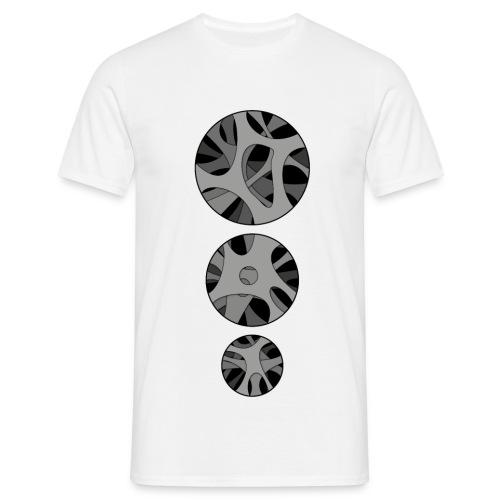 RoundHollow - Herre-T-shirt