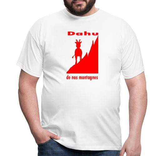 Dahu de nos montagnes - T-shirt Homme