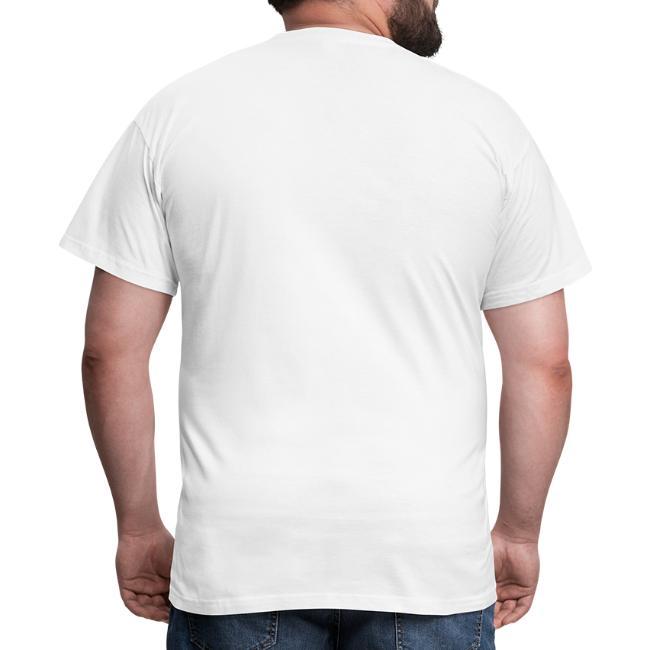 Vorschau: I bin daun moi weg - Männer T-Shirt