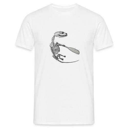Skeleton Quentin - Men's T-Shirt