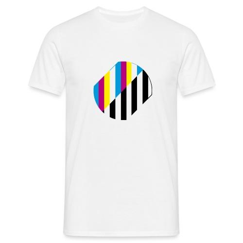 cmyk - Camiseta hombre