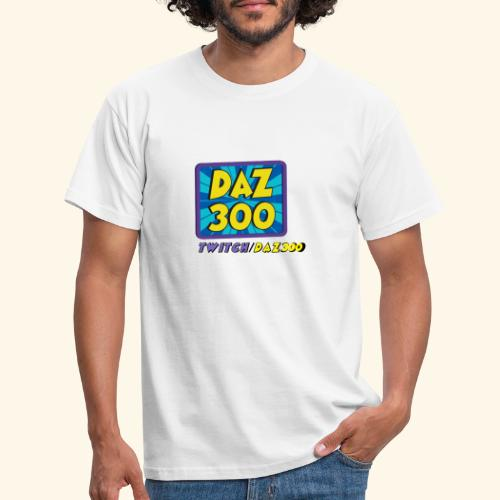daz logo 2 0 - Men's T-Shirt
