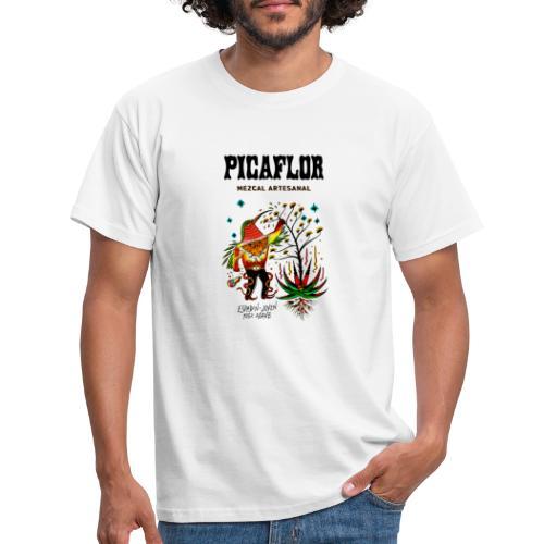 picaflormezcal - T-skjorte for menn