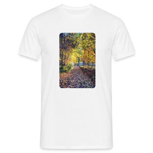 Autumn - Koszulka męska
