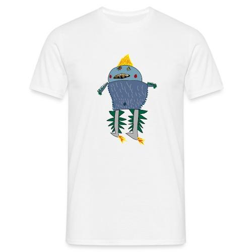 Stekelmonster - Mannen T-shirt