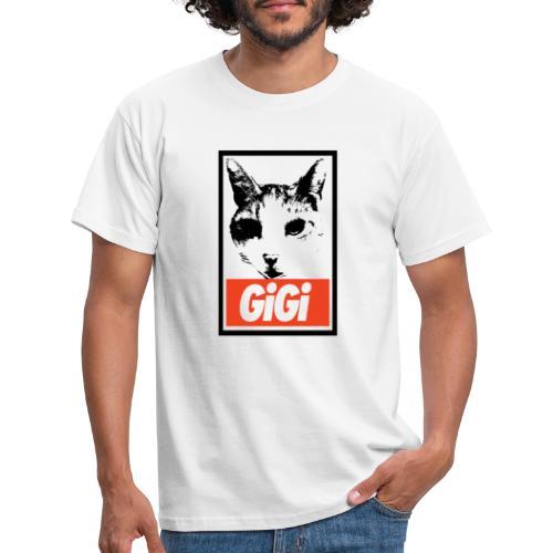 Gigi - Männer T-Shirt