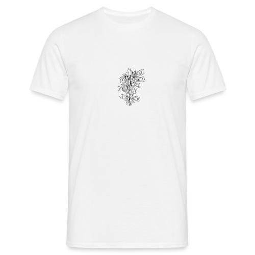 palmoilcolor - Men's T-Shirt