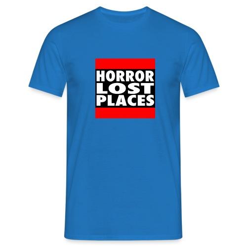 Horror Lost Places - Männer T-Shirt