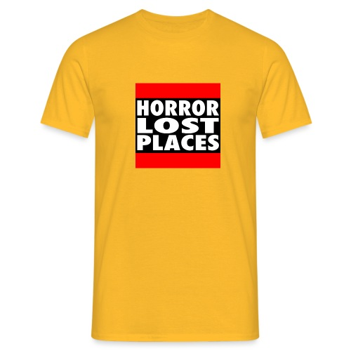 Horror Lost Places - Männer T-Shirt