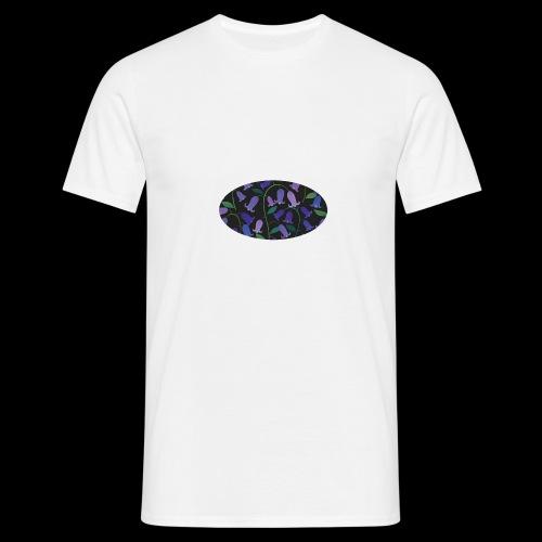 blue bells - T-shirt Homme