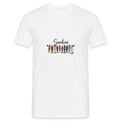 Sardine colorate - Maglietta da uomo