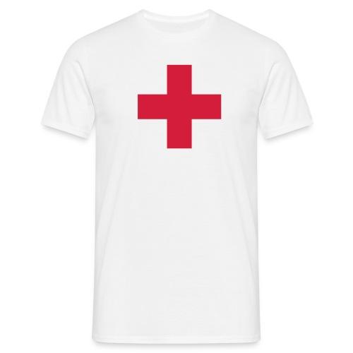 Ambulance Cross - Männer T-Shirt