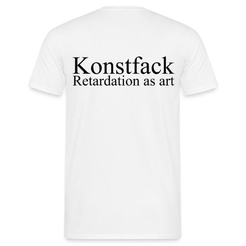 konstfack - T-shirt herr
