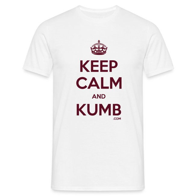 Keep Calm and Kumb