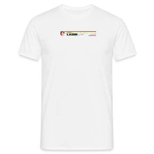 Laser Hot Hits Oldies station - Mannen T-shirt