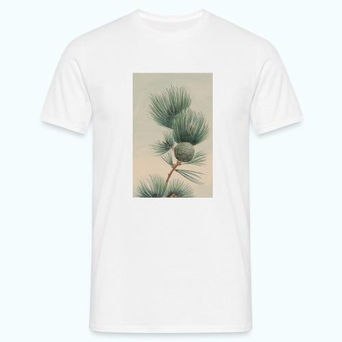 Wilde Pinie Aquarell - Men's T-Shirt