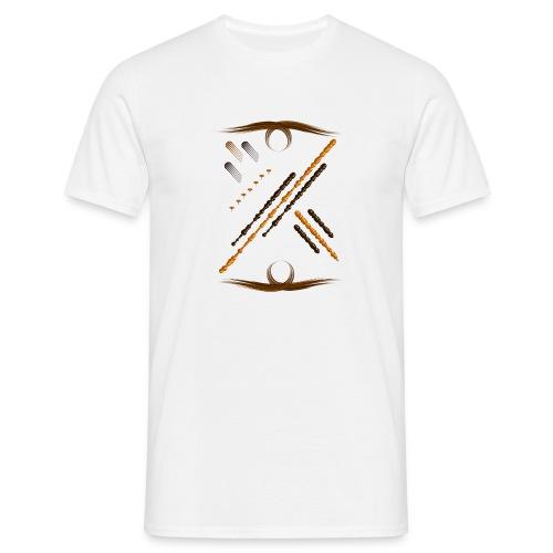 Abstraktikus - Männer T-Shirt