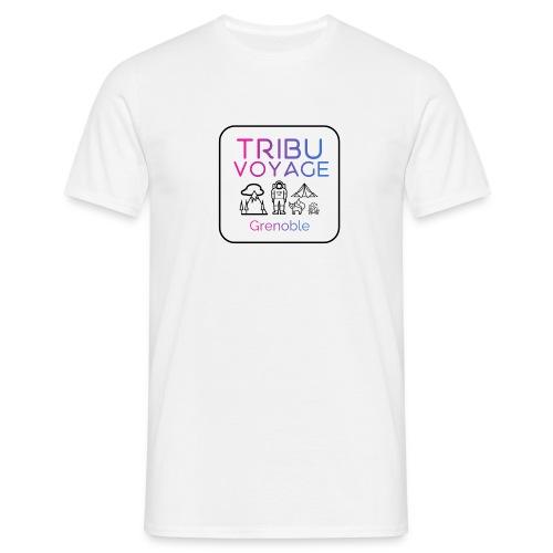 Logo Tribu voyageur 1600 - T-shirt Homme
