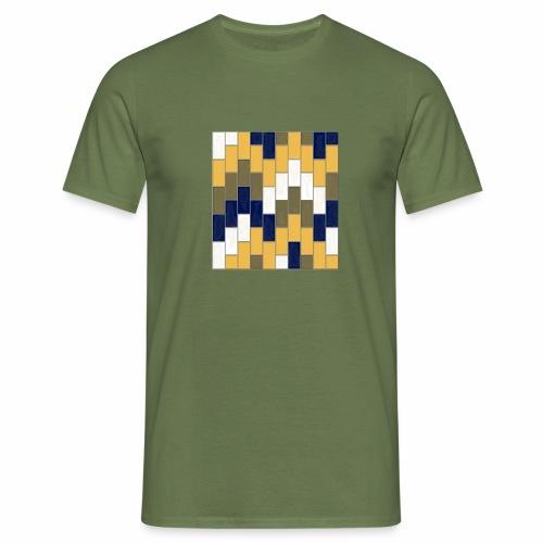ONT WAY SUBWAY - Men's T-Shirt