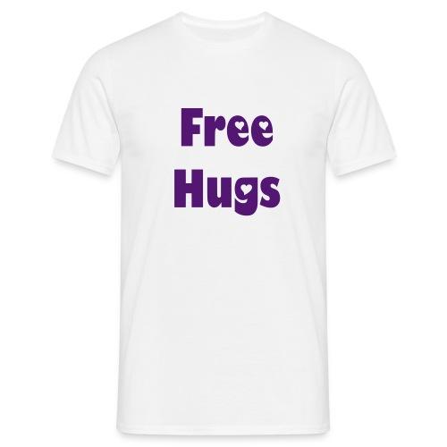 Free Hugs - Männer T-Shirt