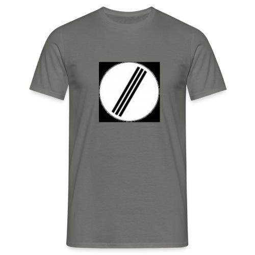 einde - Mannen T-shirt