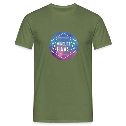 MindLift BAAS - Mannen T-shirt