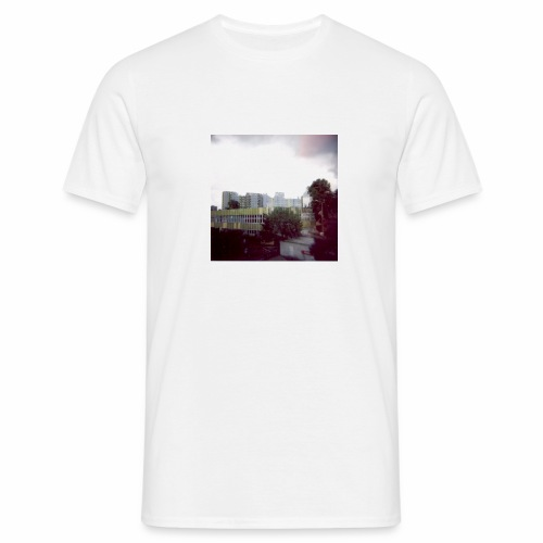Original Artist design * Blocks - Men's T-Shirt