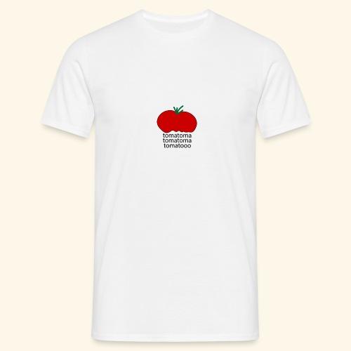 tomatoma - Herre-T-shirt