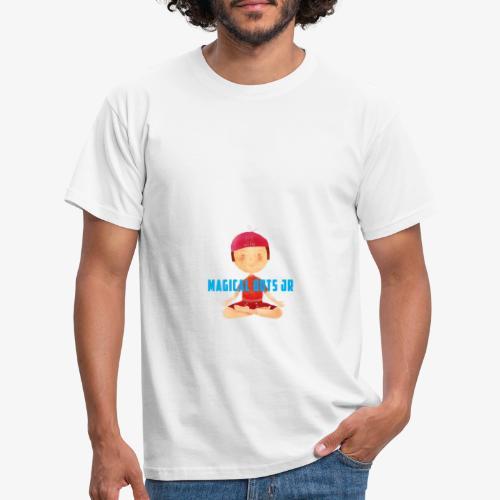 profilo traspartente mdj - Maglietta da uomo