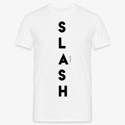 COLLEZIONE / S L A S H / DSN Invernale, verticale - Maglietta da uomo